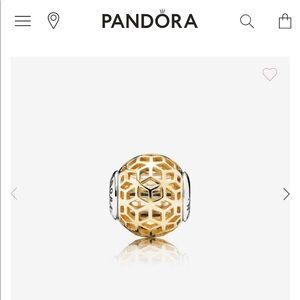 Authentic Pandora ESSENCE Intitution charm